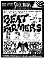Beat Farmers - 1993