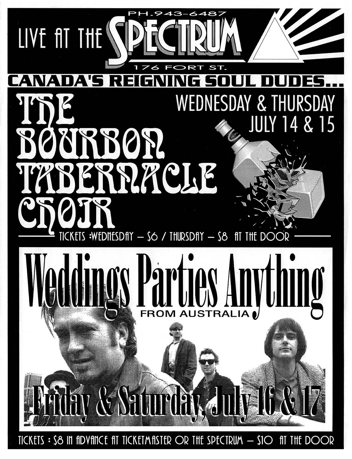The Bourbon Tabernacle Choir - 1993