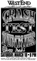 Crash Test Dummies - 1989