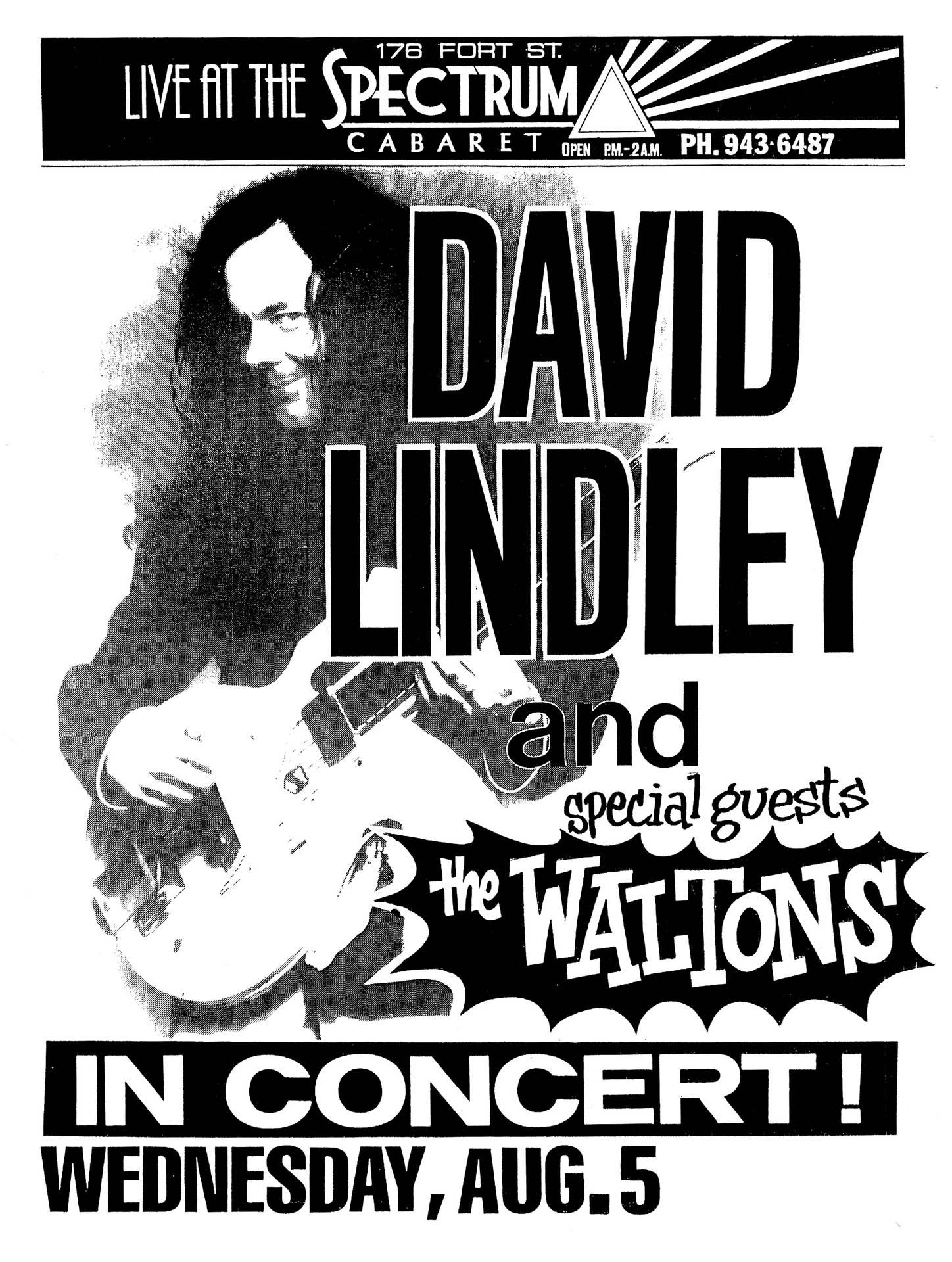 David Lindley - 1992