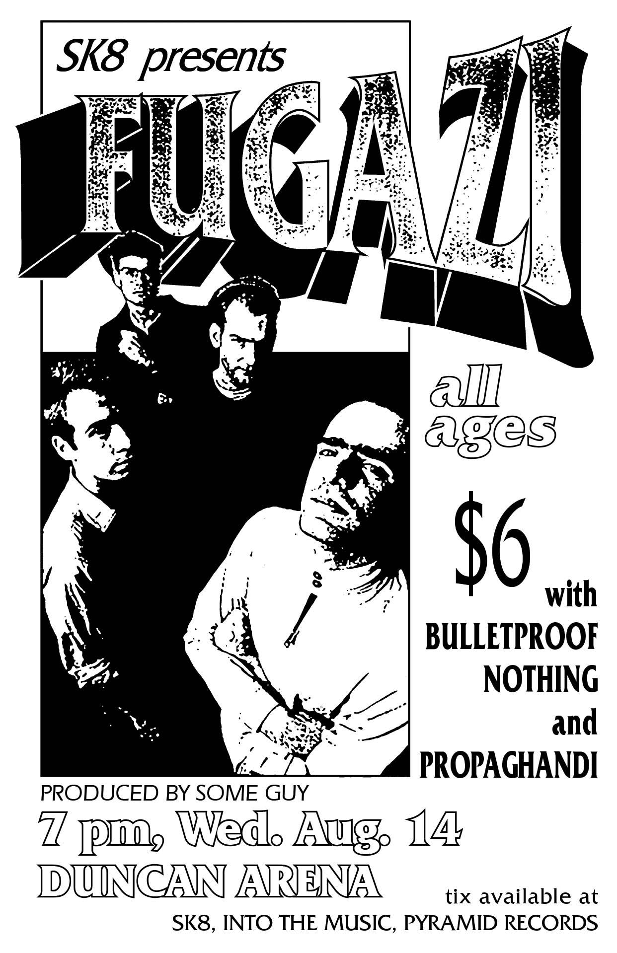 Fugazi – 1991