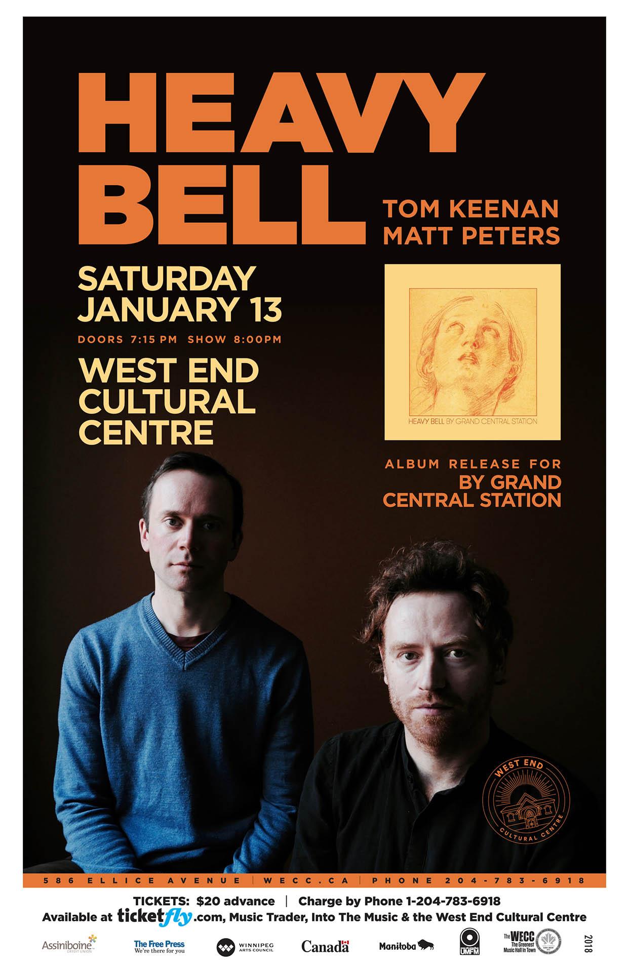 Heavy Bell - 2018