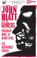 John Hiatt and the Gonners - 1988