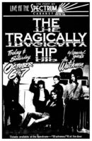 The Tragically Hip - 1989