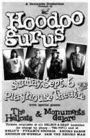 HooDoo Gurus - 1987