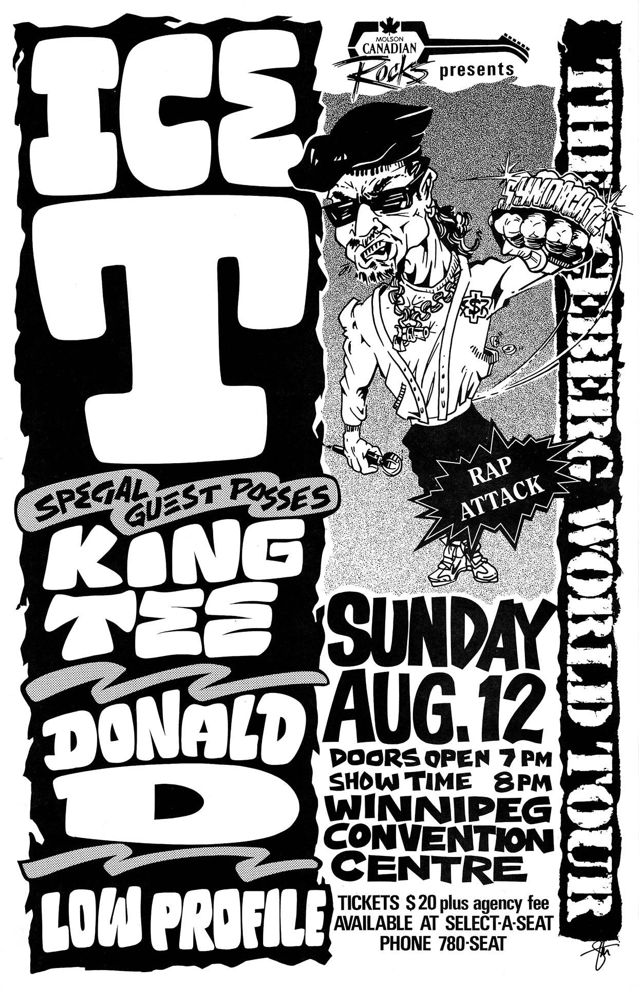 Ice T - 1990