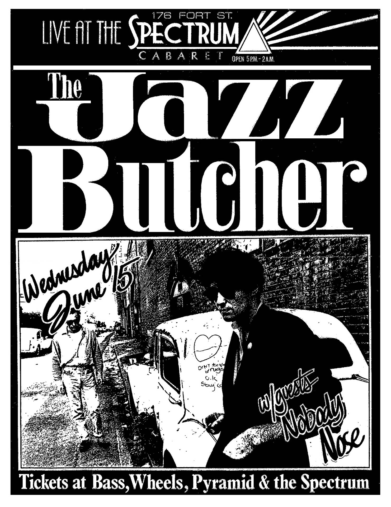 The Jazz Butcher - 1988
