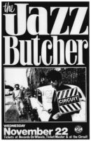 The Jazz Butcher - 1989