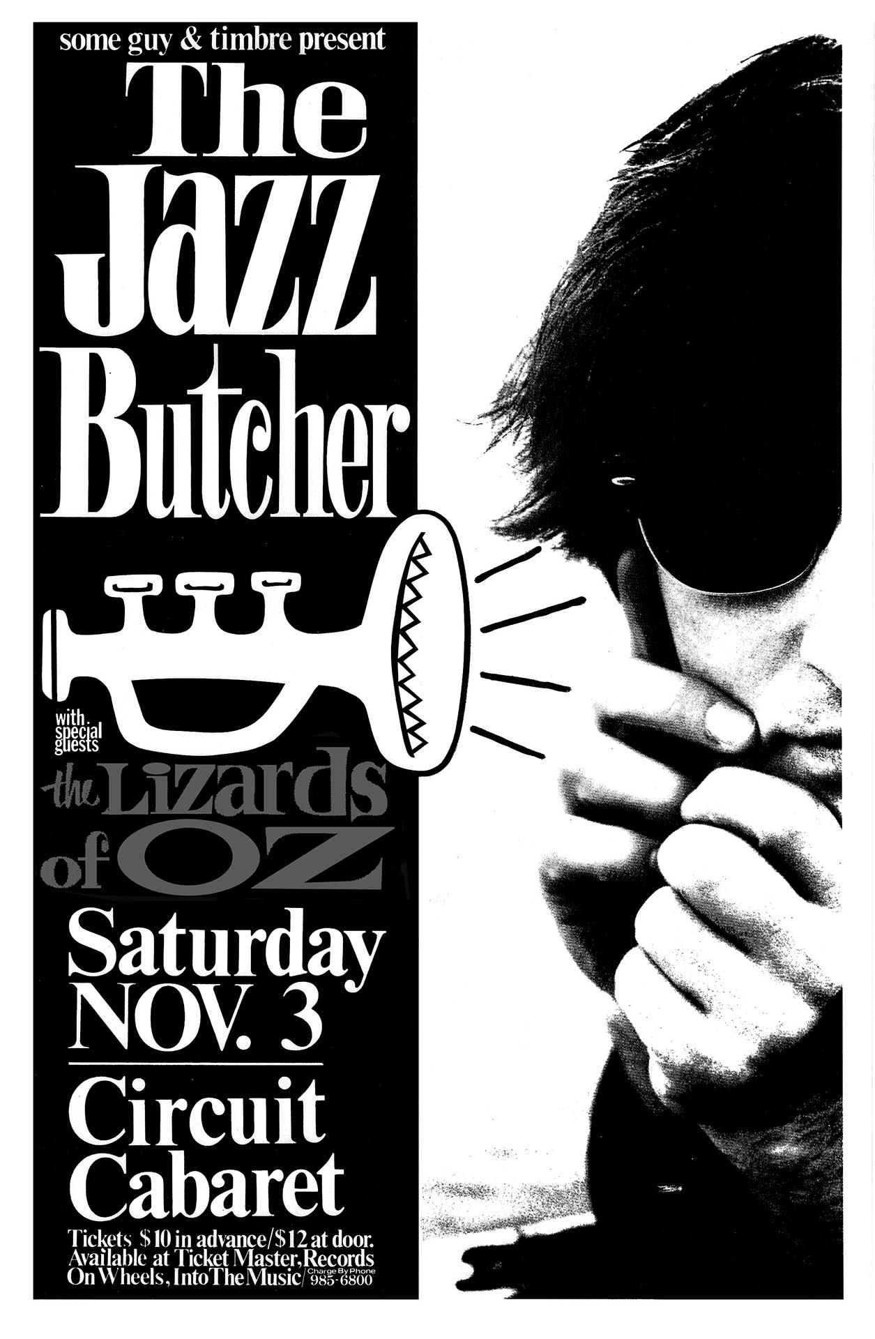 The Jazz Butcher - 1990