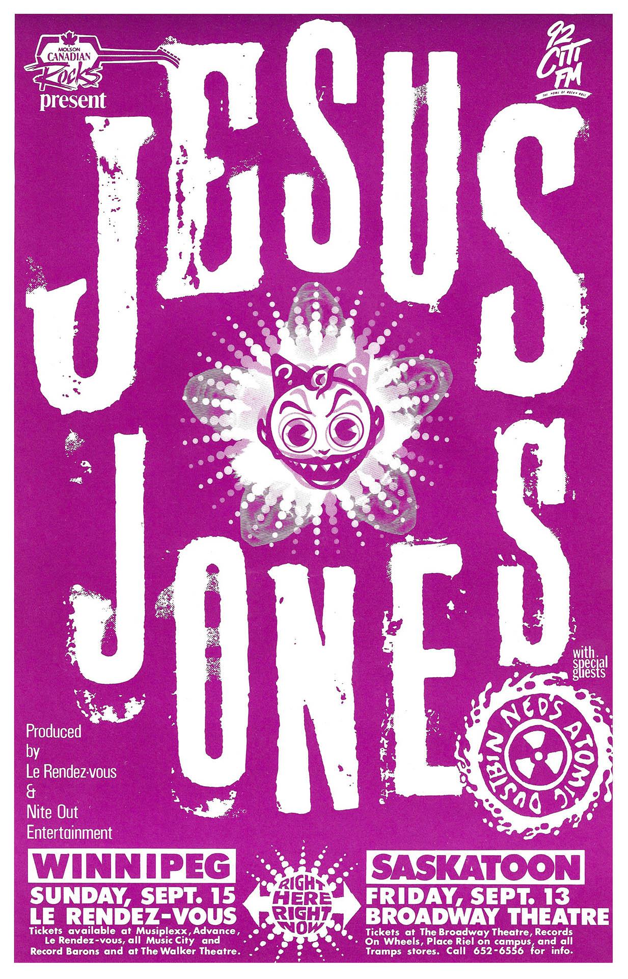 Jesus Jones – 1991