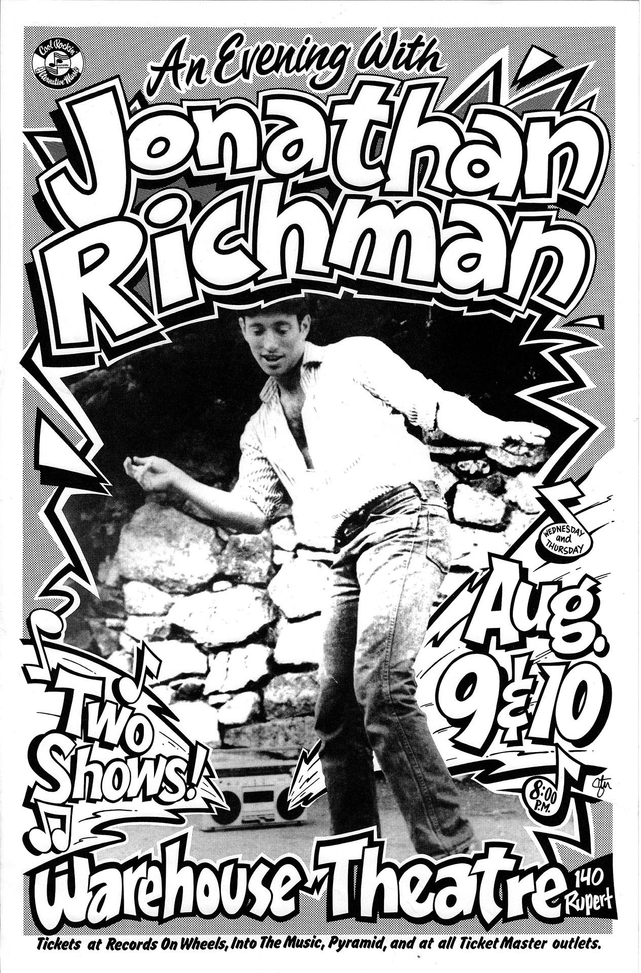 Jonathan Richman - 1989
