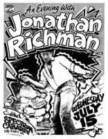 Jonathan Richman - 1992