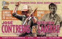 Jose Contreras & Steve Lambert - 2019