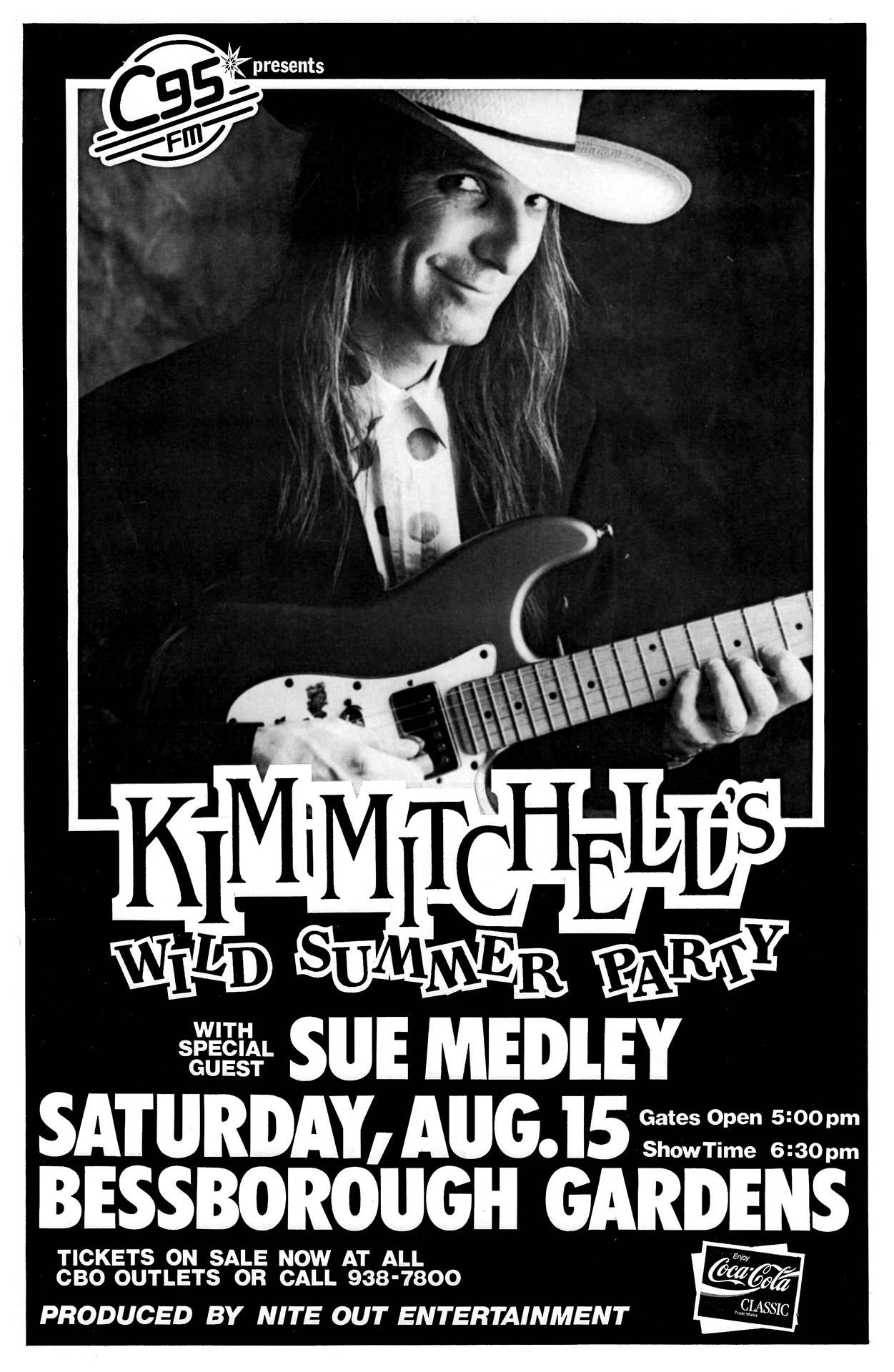 Kim Mitchell - 1992