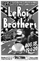 LeRoi Brothers - 1988 - b&w