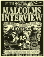 Malcolms Interview - 1988