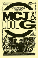 Mc J & Cool G - 1991