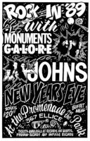 Monuments Galore NYE - 1988