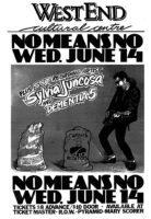 No Means No - 1989