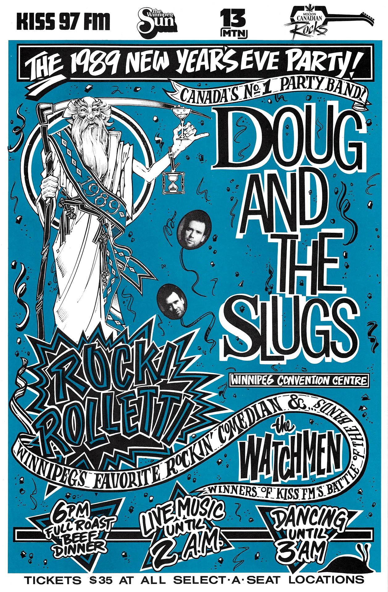 Doug and the Sluge