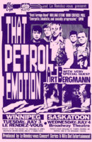 That Petrol Emotion - 1990