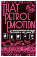 That Petrol Emotion - 1989