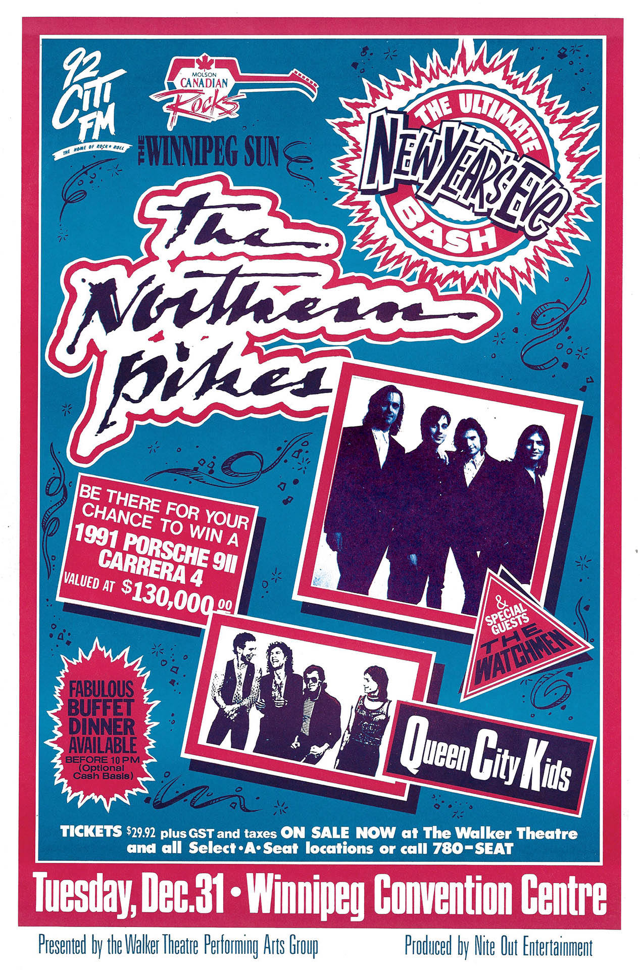 The Northern Pikes – 1991