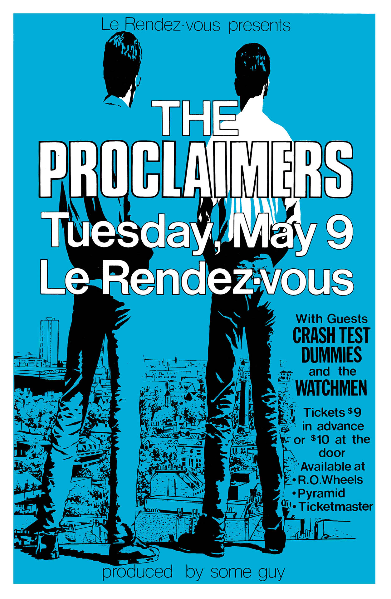 The Proclaimers – 1989