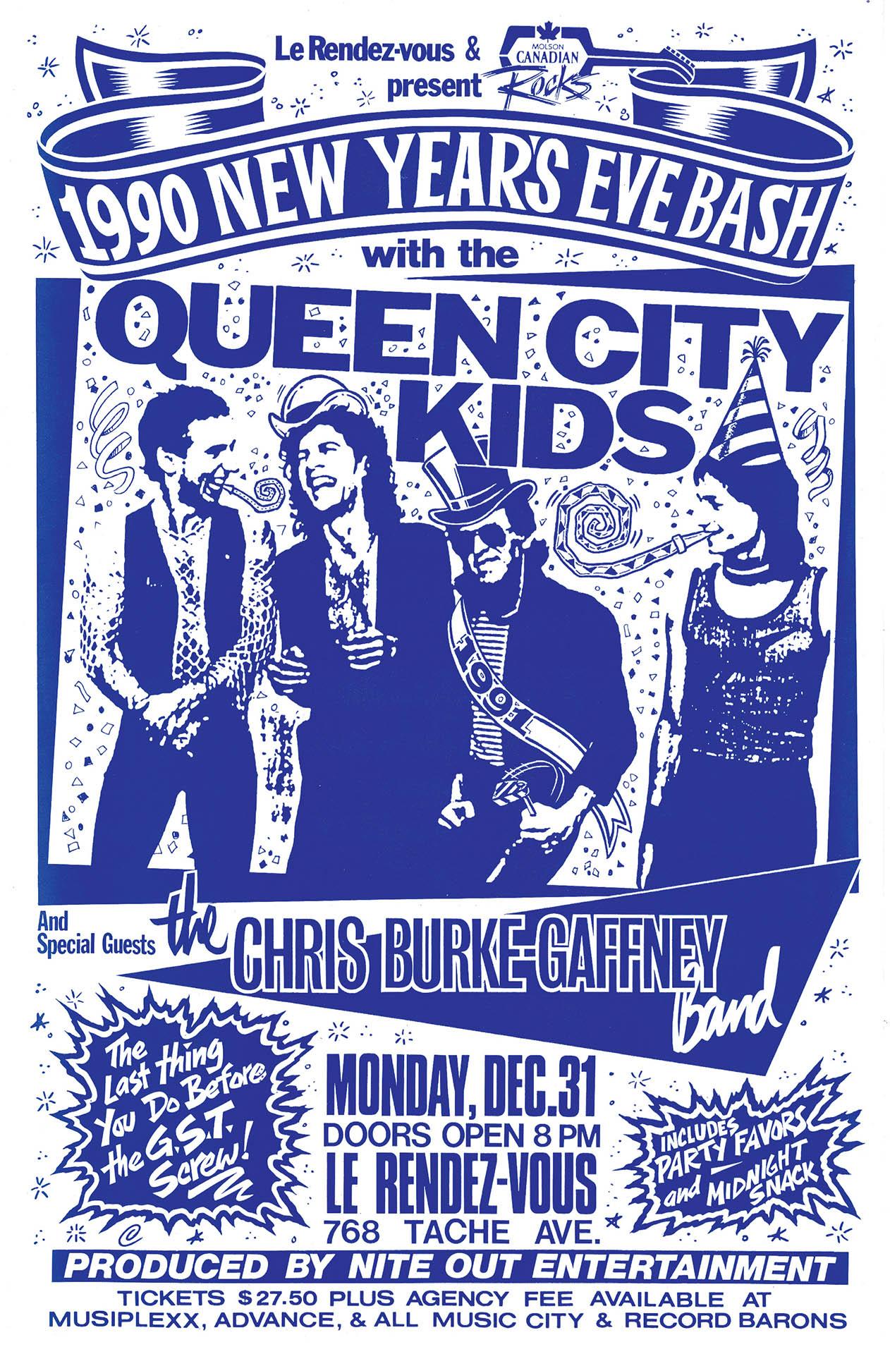 The Queen City Kids - 1990