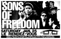 Sons Of Freedom - 1992