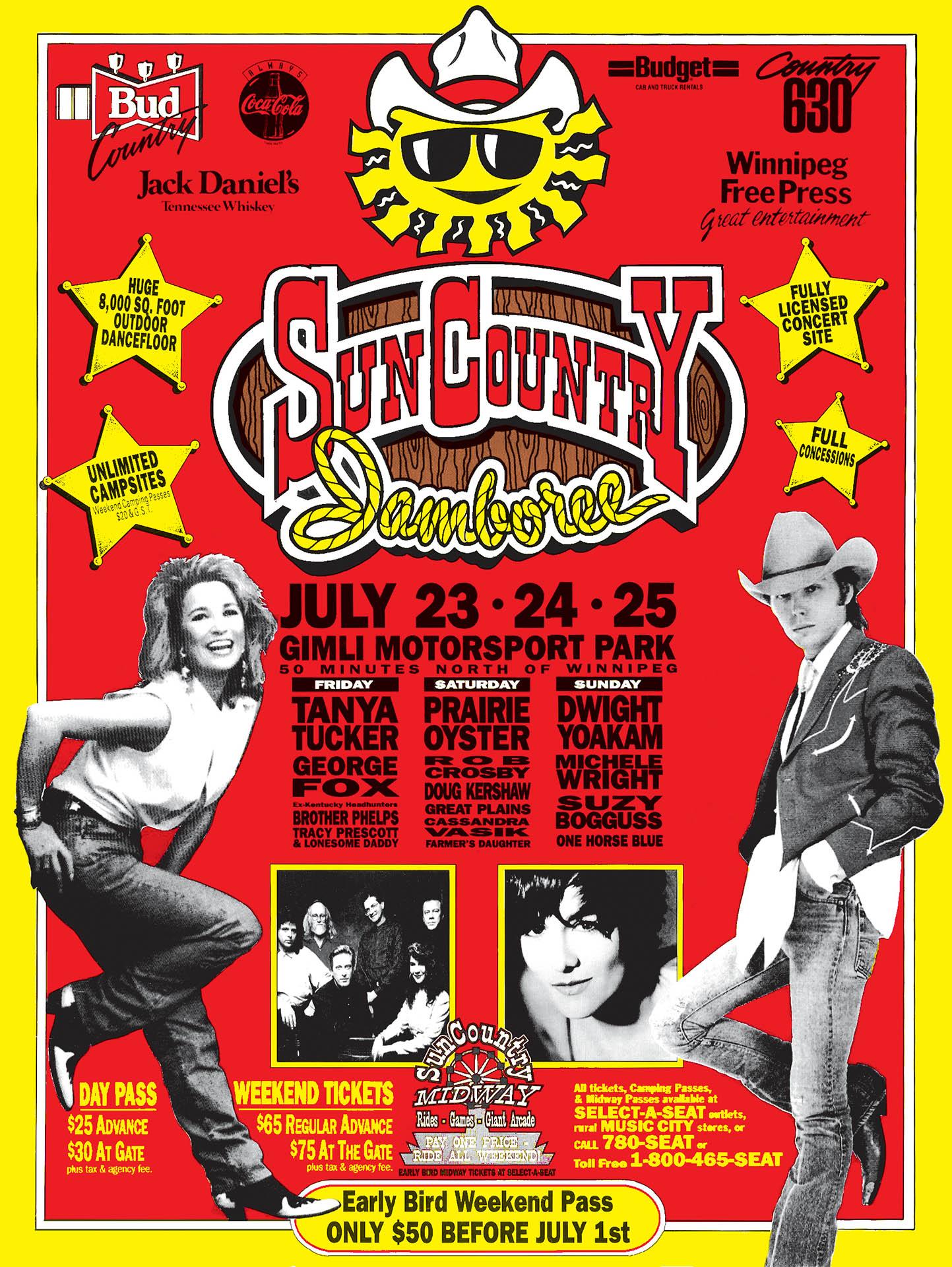 Sun Country Jamboree - 1993
