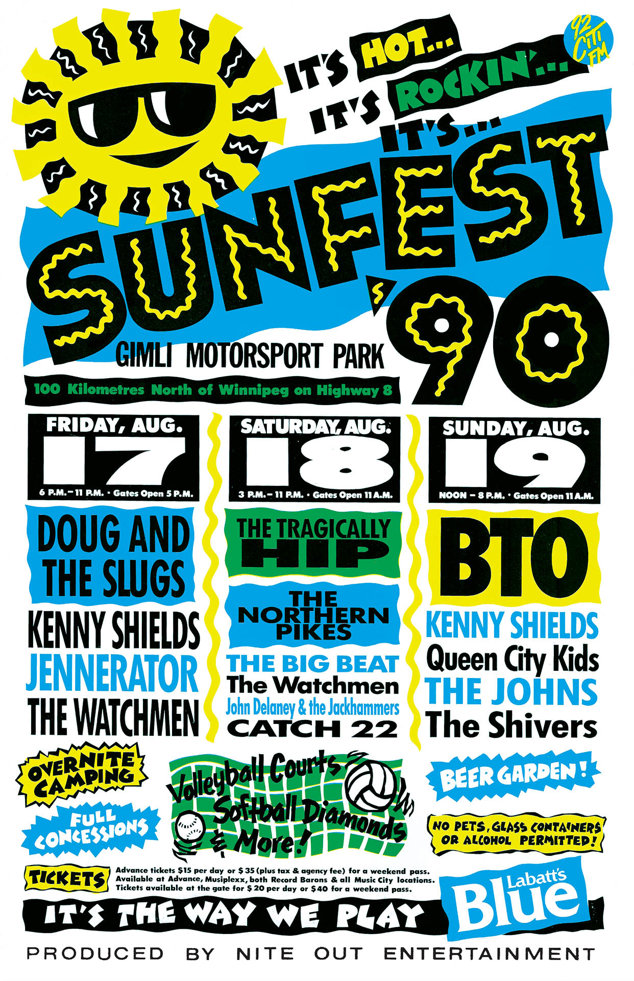 Sunfest - 1990
