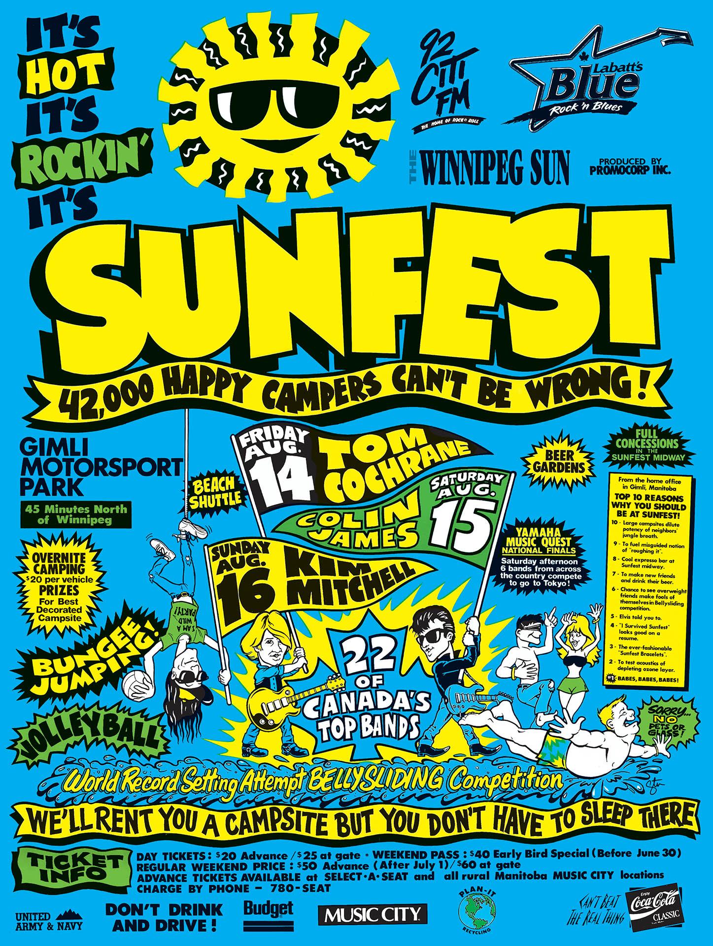 Sunfest - 1992