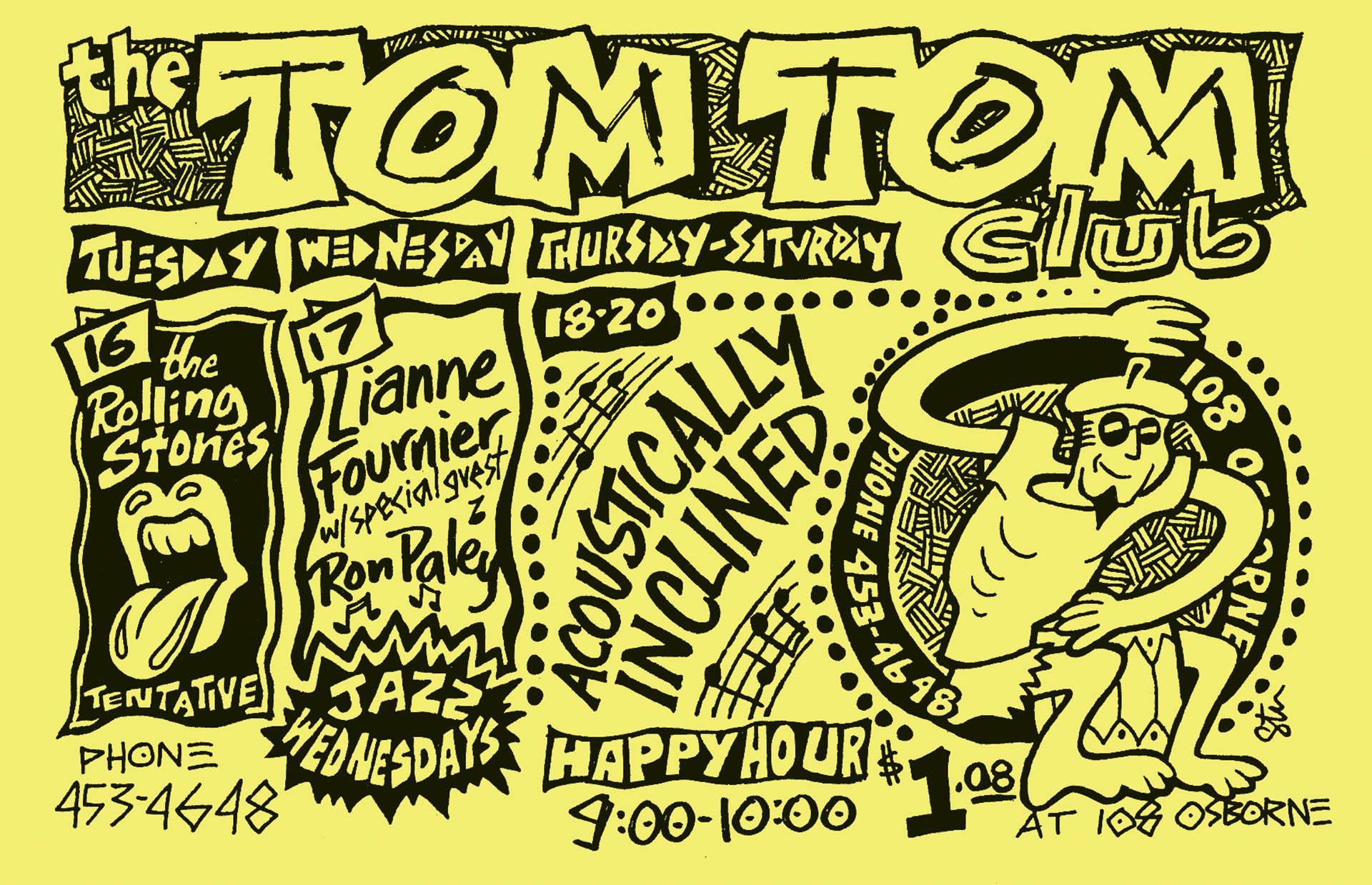 The Tom Tom Club – 1991