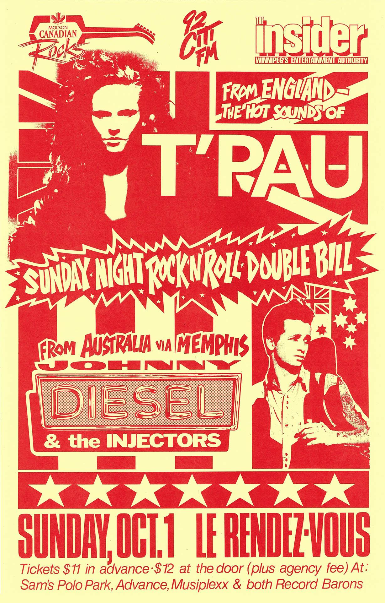 T'Pau - 1989