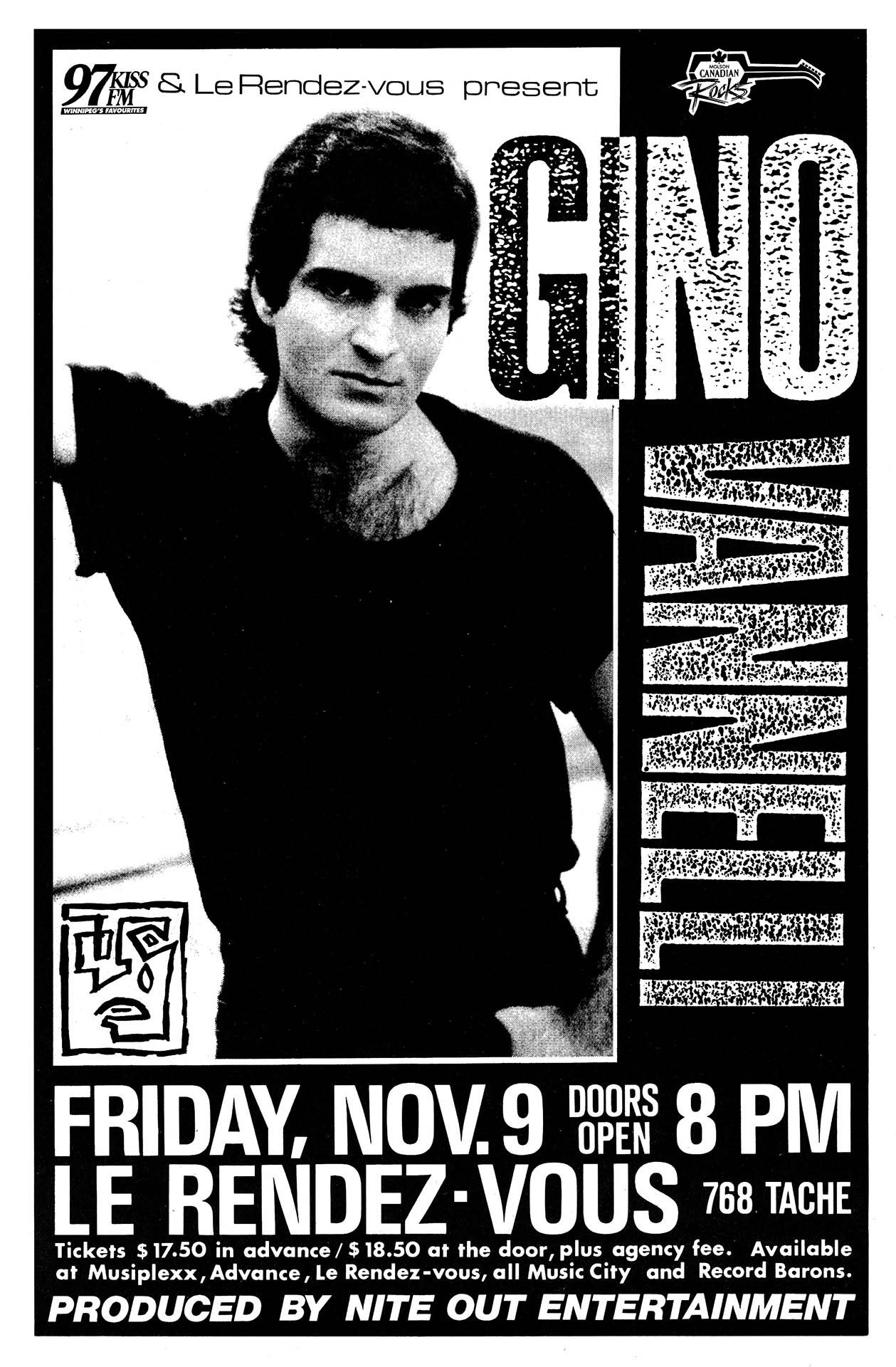 Gino Vanelli - 1990