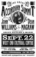 The Great Accordian Summit - 2001