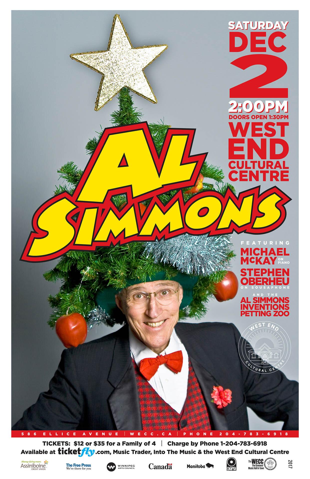 Al Simmons - Christmas - 2017