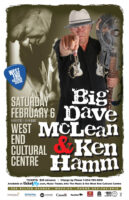 Big Dave McLean & Ken Hamm - 2016