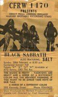 Black Sabbath - 1971