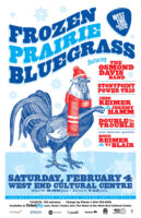 Frozen Prairie Bluegrass - 2017