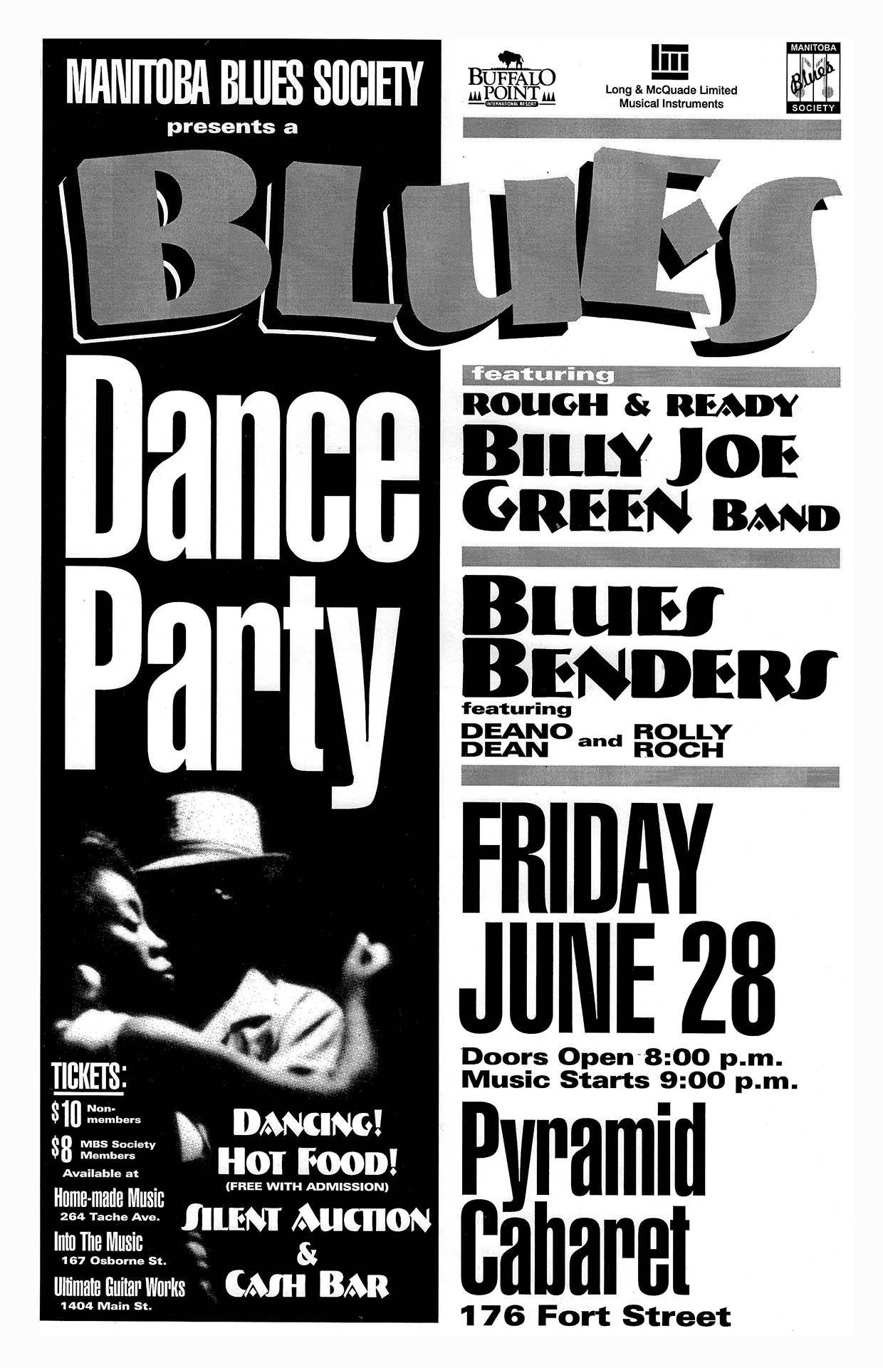 Blues Dance Party - 1996