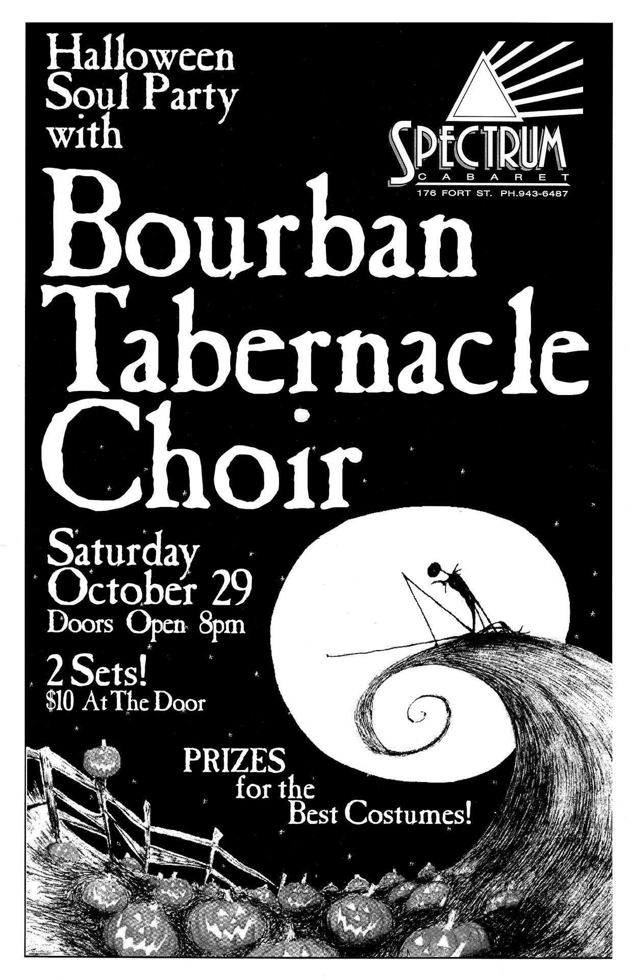 Bourban Tabernacle Choir - 1994