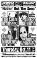 The Cash Brothers - 2001
