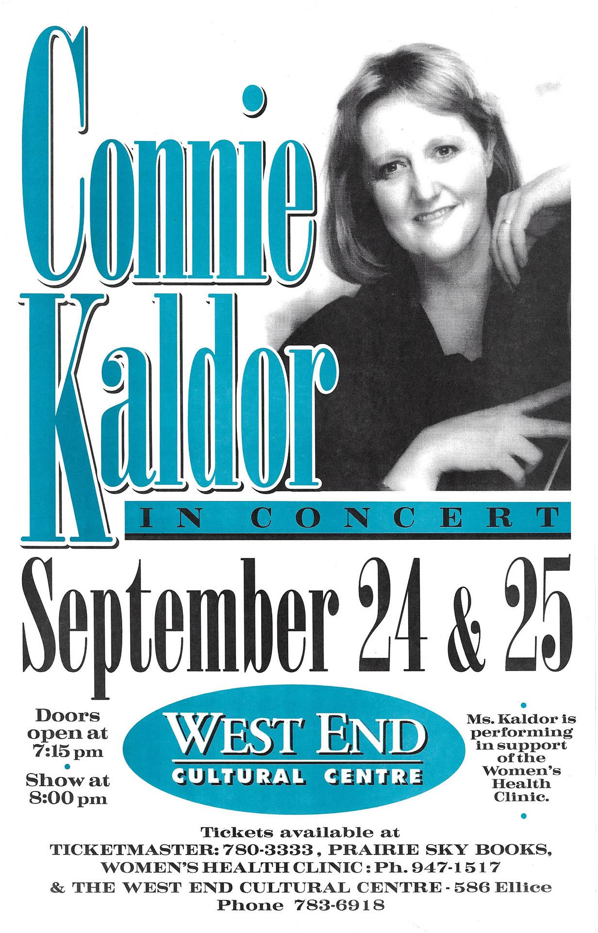 Connie Kaldor - 2000