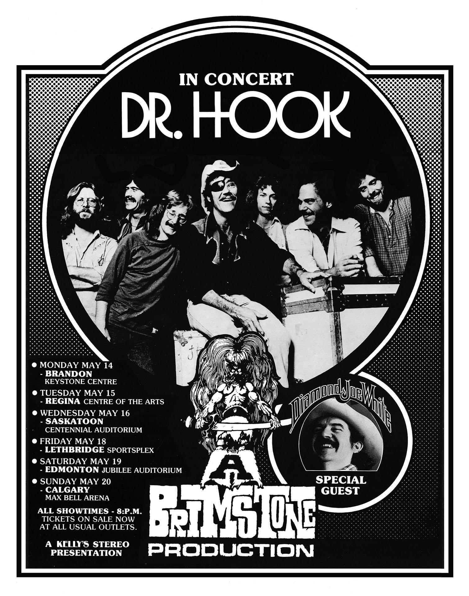 Dr. Hook – 1979
