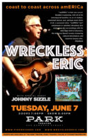 Wreckless Eric - 2016