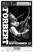 Steve Forbert - 2001