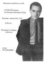 Robert Fripp - 1979