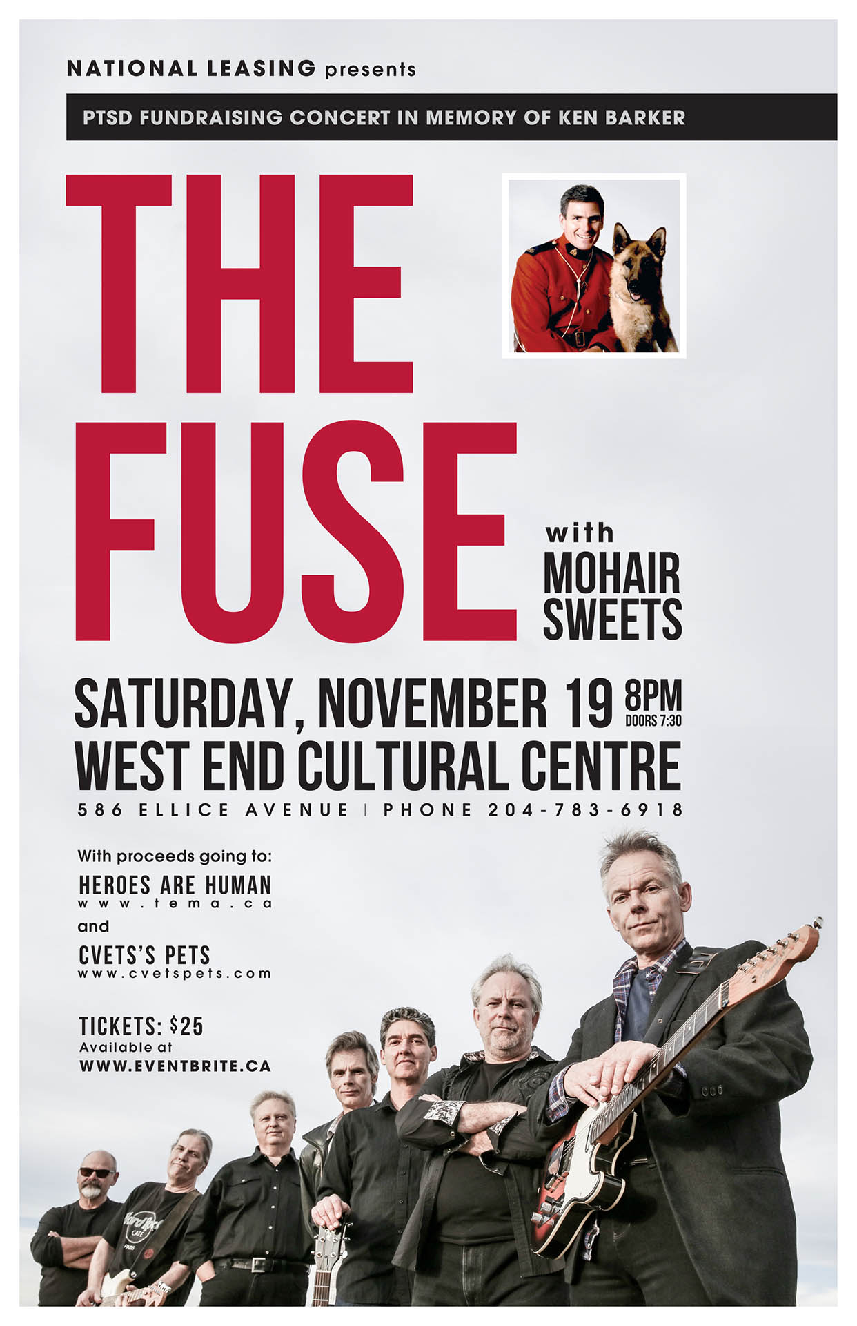 The Fuse - 2016
